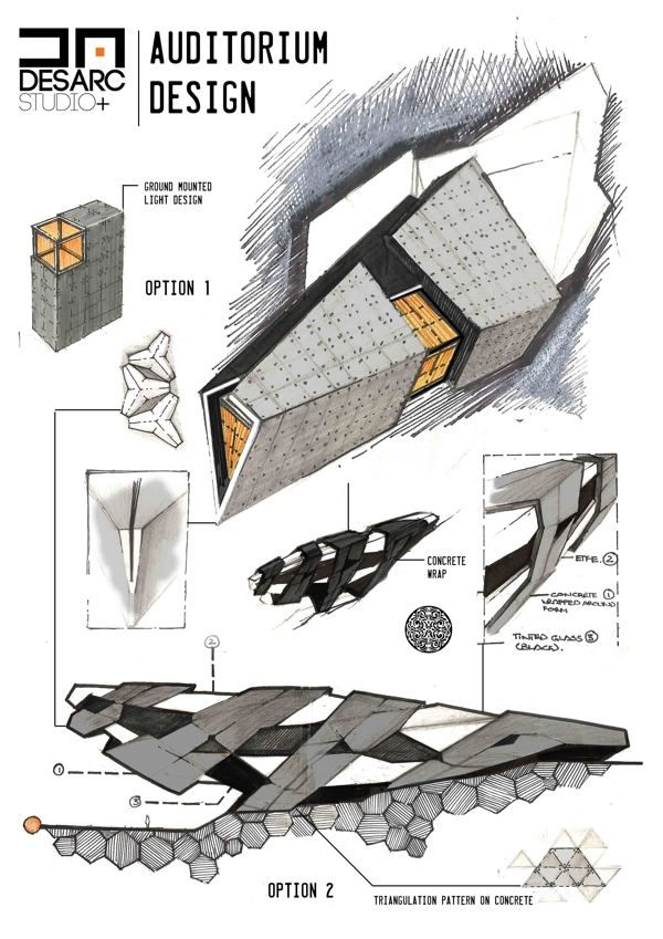 an architects manifesto by anique azhar  via behance