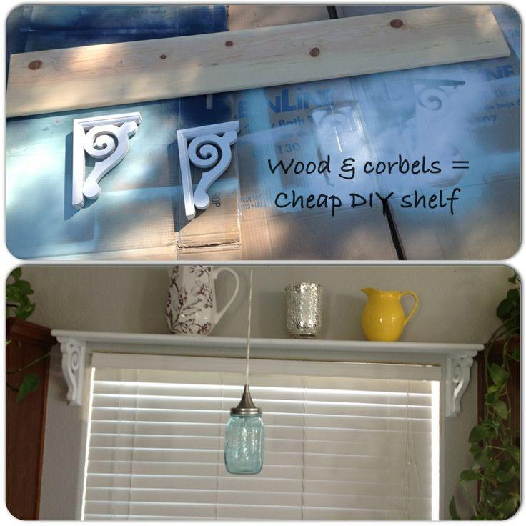 Kitchen Shelves Either Side Of Window: Sam Big Boy Room On Pinterest