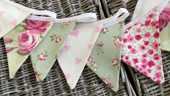 Hey, I found this really awesome Etsy listing at https://www.etsy.com/uk/listing/472409771/bunting-in-green-and-pink-rose-and-heart