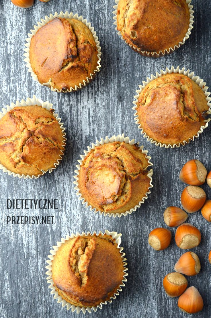 przepis na muffinki owsiane