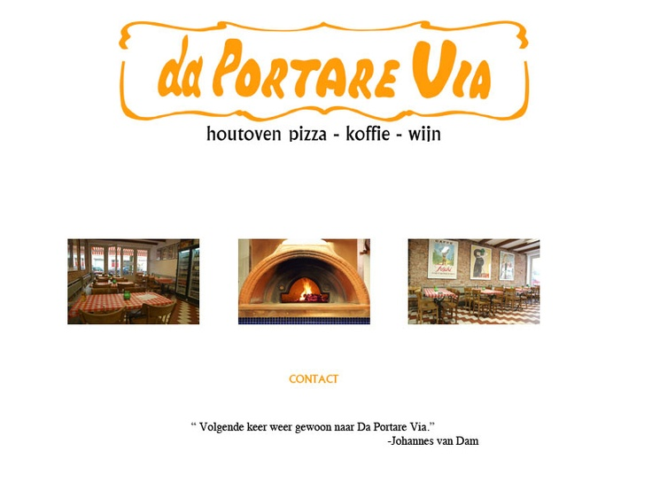 Truffel/parmaham Pizza of Pizza Sofia, Da Portare Via - Twijnstraat 65, Utrecht