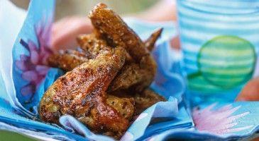 Ailes de poulet croustillantes - Recette - Gourmand