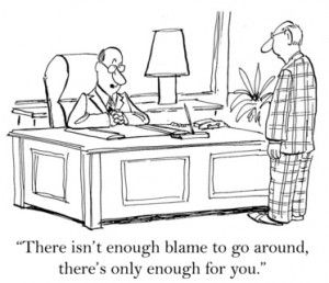 """""""It's not my fault!!"""" Attribution Theory and the Fundamental Attribution Error - Psychology for Growth"""