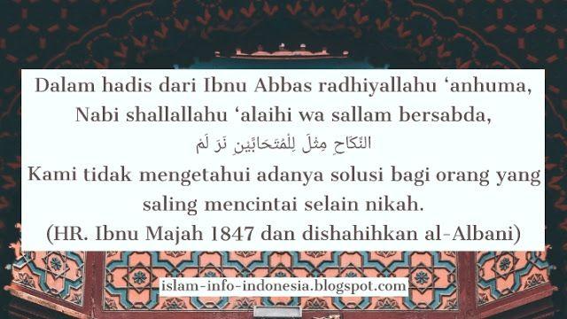 Pacaran Dalam Islam Adakah Islam Muslim Qur An
