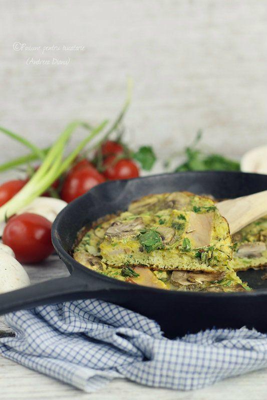 Baked fritatta-Dukan #dukan #recipe #diet