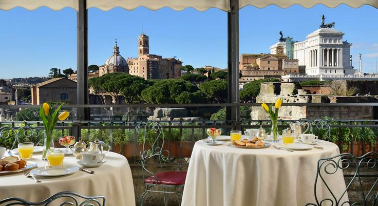 "A few more days and the spring will come. It is the beginning, in Rome, of the ""terrace season"" that goes on during the whole spring, summer and a part of autumn. Discover the best Terraces and Views of the City. Read here http://goo.gl/sc9ED4 www.charmeholidays.com"