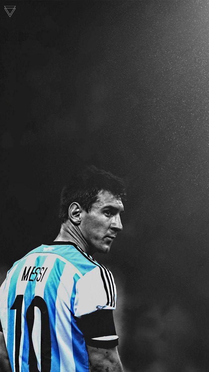 Lionel Messi Iphone Wallpaper - Best Wallpaper HD