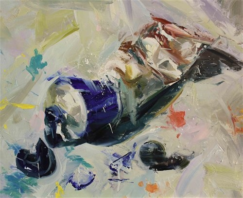 Paul Wright, Ultramarine