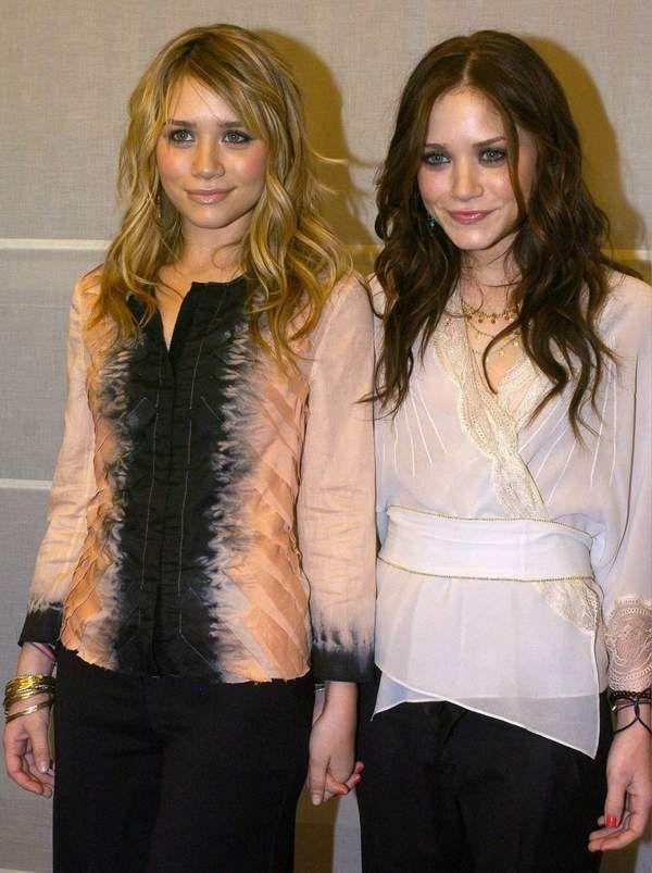 Elizabeth Olsen Mary Kate And Ashley