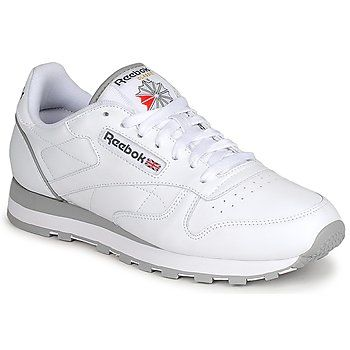 Reebok Mens Classic Leather Trainer