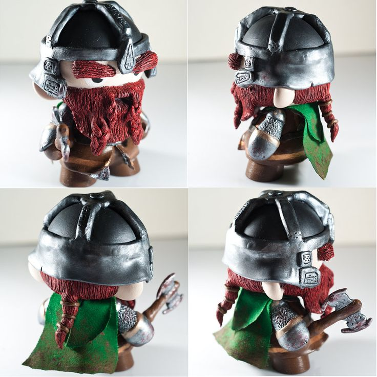 lord of the rings polymer clay - Buscar con Google