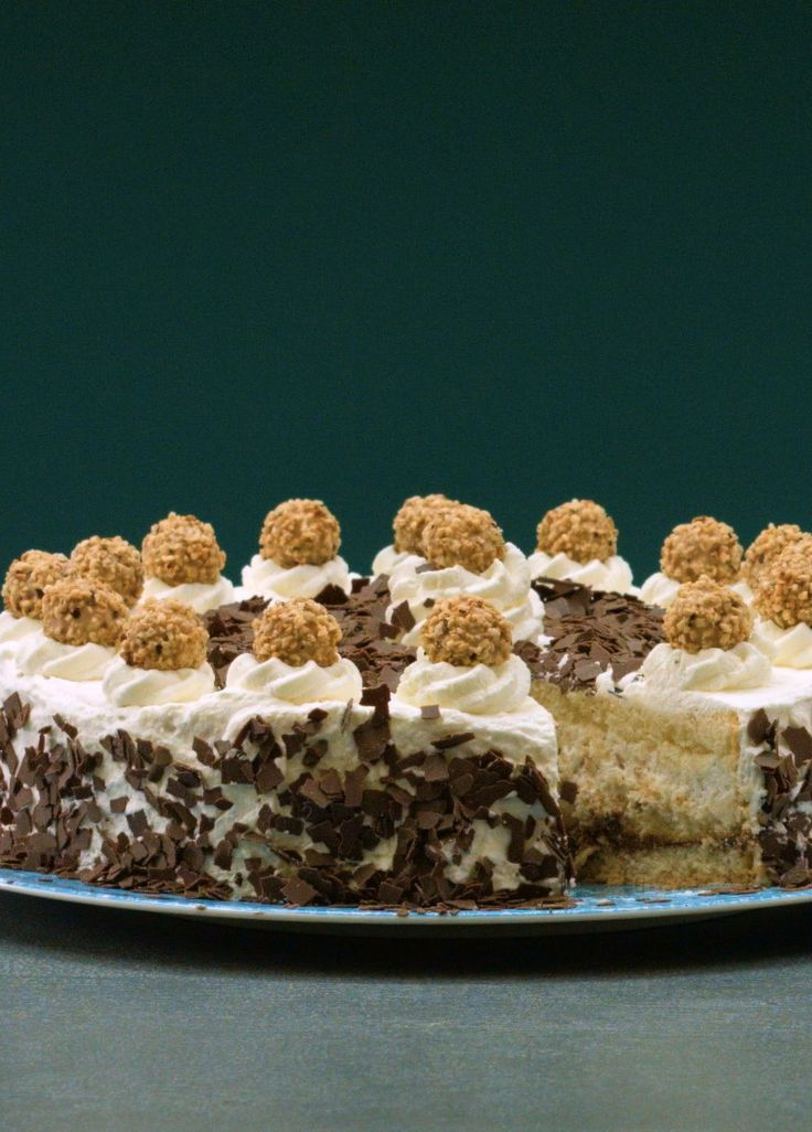 Giotto-Torte mit Nutella