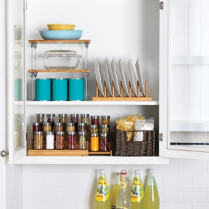 Avon Living Bamboo Stacking Shelf. Avon. Bamboo Is A Must Do! Divide And