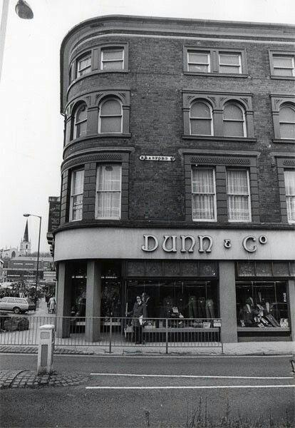 Dunn & Co Men's store.