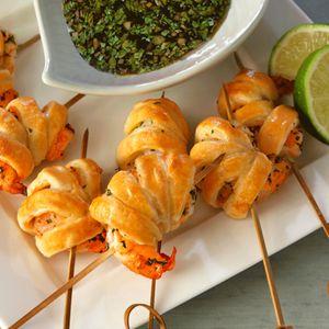 Shrimp Kebobs