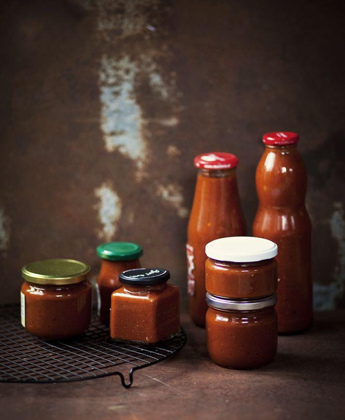 Dolcevita: házi ketchup mazsolával