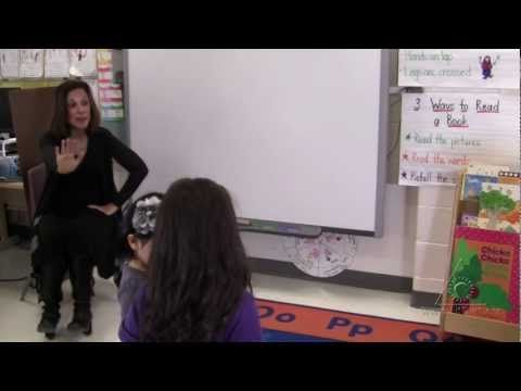 INSTRUCTION: Learning Letter Sounds with Starfall: Using the SMART Board to Develop Letter Sounds