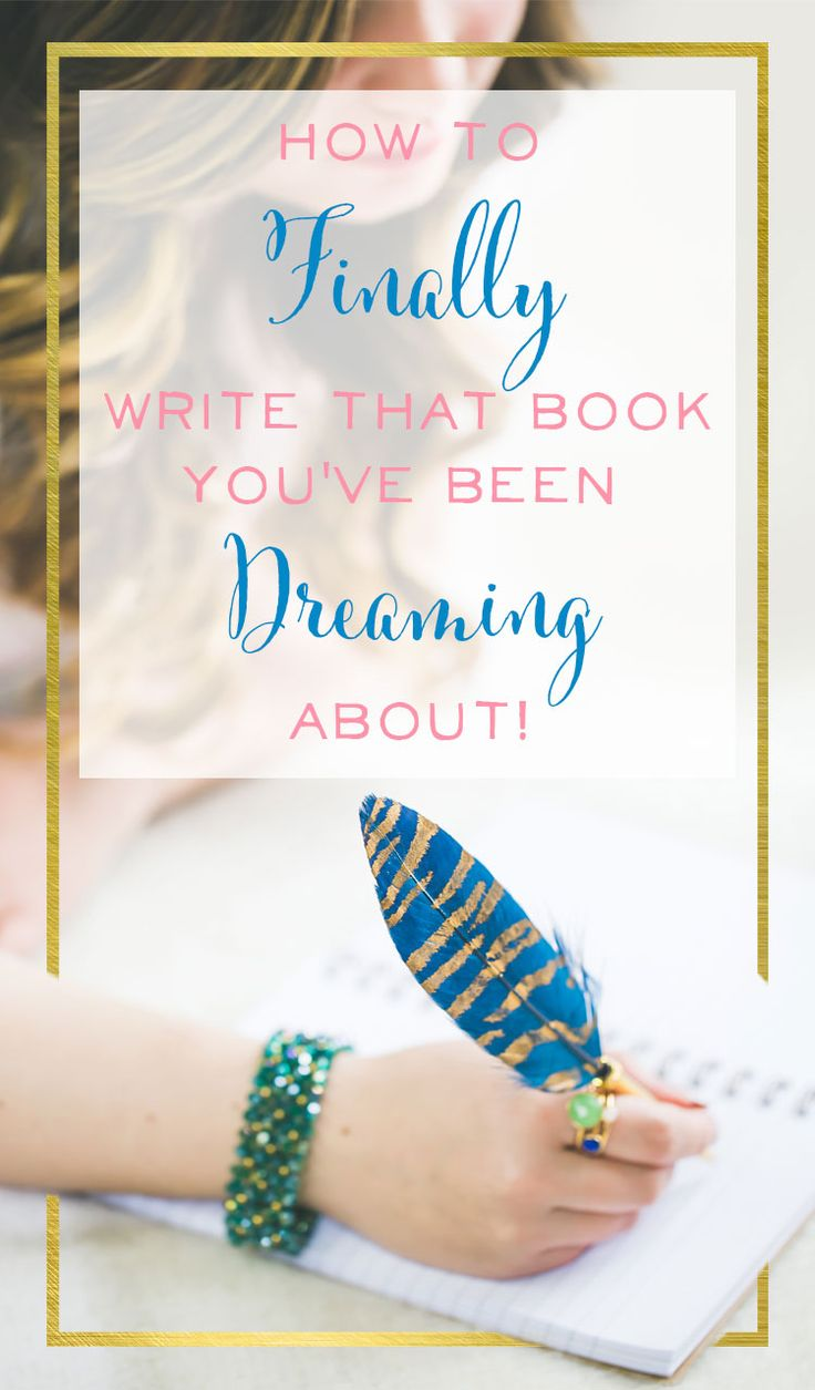 How to FINALLY write that book you've been dreaming about! Do you dream of writing a bestselling book? How I did it as a busy wife, mom, and homemaker