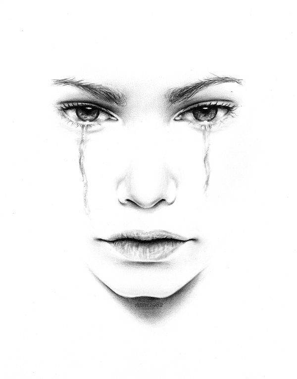 eyes drawings | TEARS:. by ~Lorelai82 on deviantART | Art ...