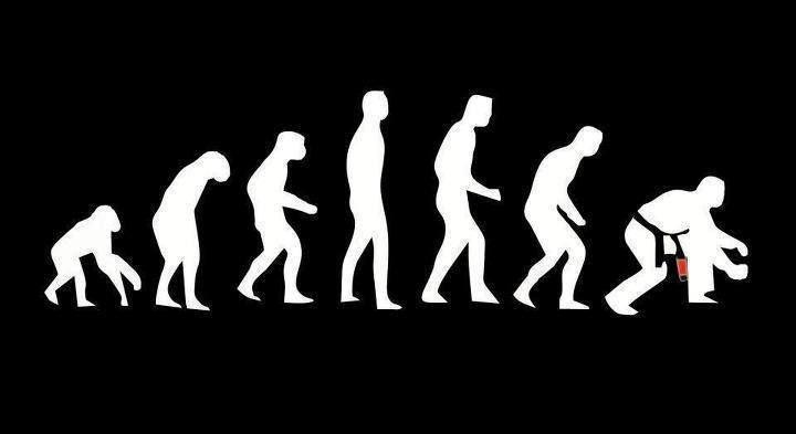 Evolução Jiu Jitsu