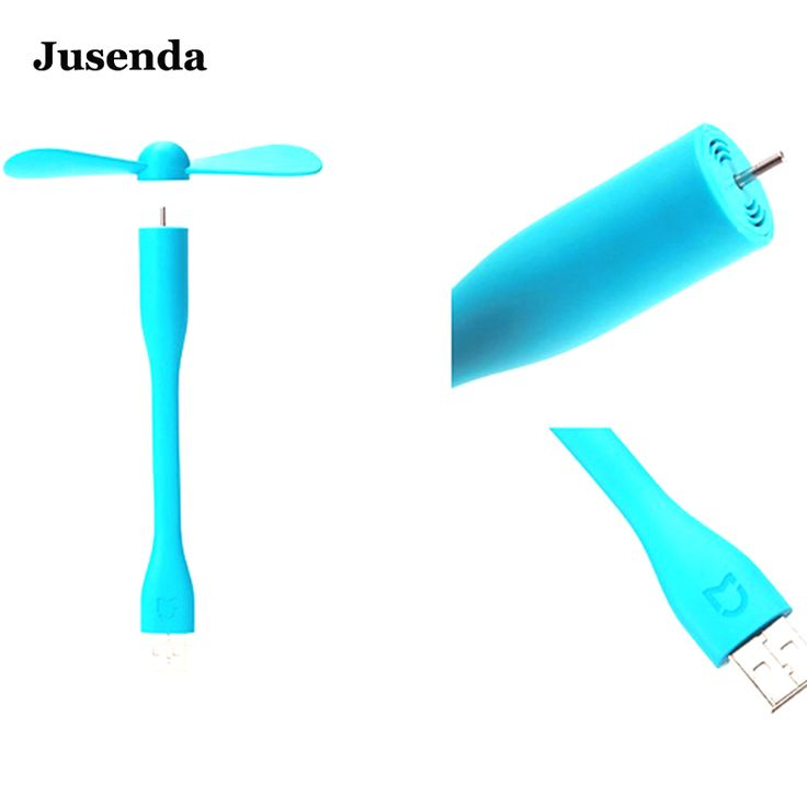 Good quality Fashion mini USB electric fan Easy operate and carry home cooling fan Big wind and Iron material kitchen appliances