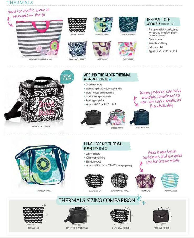 #ClippedOnIssuu from Thirty-One Gifts 2015 Spring-Summer Collection (US)
