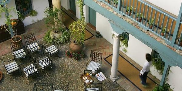 Hospes Las Casas del Rey de Baeza, Seville, Spain, i-escape.com