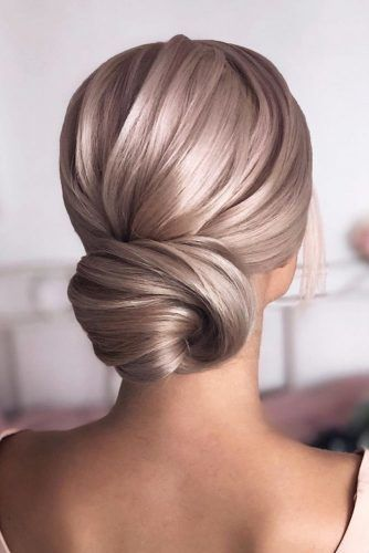 Super Trendy Wedding Updos For Long Hair ★