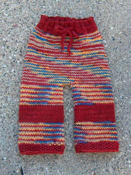 Aubrey DoodlePants Knitting Pattern