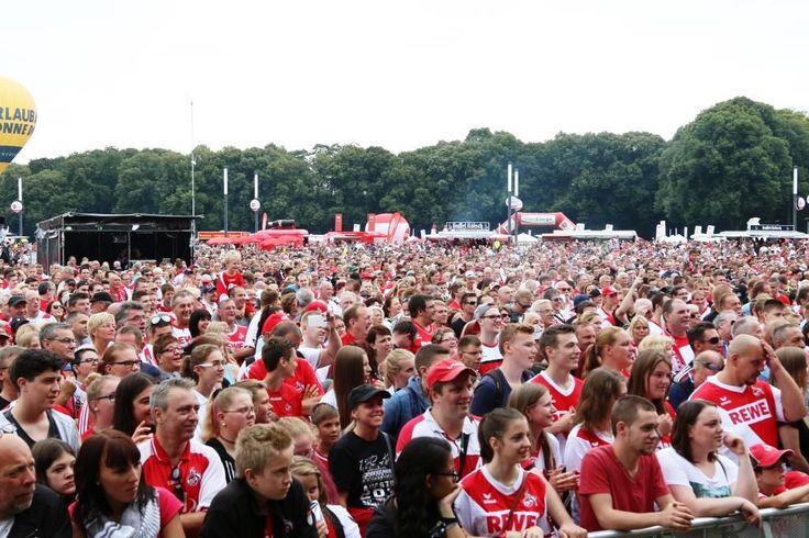 Saisoneröffnungsfeier des 1. FC Köln kostenlos per Live-Stream in 360 Grad… #Entertainment #Sport_Gesundheit #1_FC_Köln #360_Grad #Ablauf