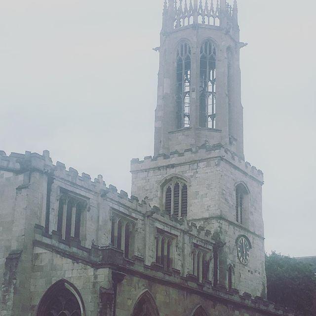 The Parish of All Saints Pavement with St Crux and St Michael, Spurriergate. #York #Church #architecture #beautiful #sacred #Yorkshire #UK #England #GreatBritain www.globetrotterguru.com/york-uk