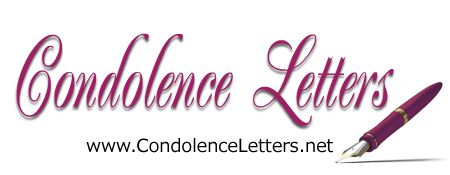 Sample Condolence Letters • Sympathy Letters • Eulogy Examples