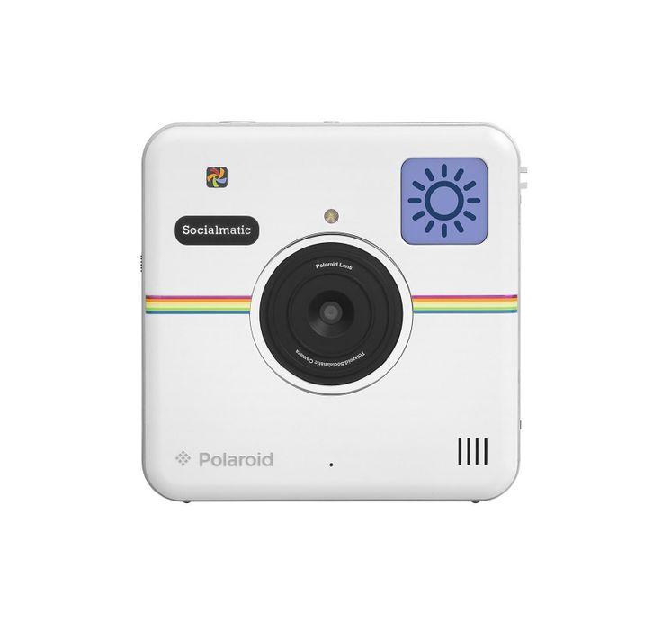 Présenté en janvier 2014 au Consumer Electronic Show, l appareil photo  numérique de Polaroid, le Socialmatic, avait provoqué une vague de  nostalgie. b0679b20c2d9