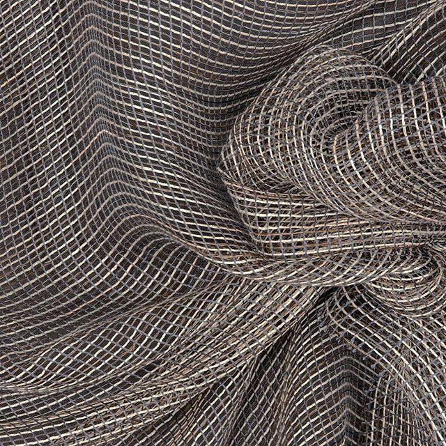 Horsehair fabric! #lecrin #creationsmetaphores