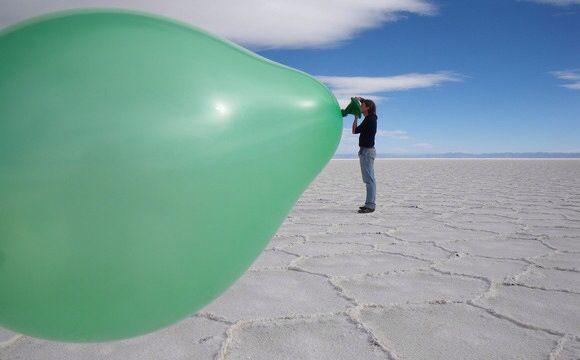 Balloon perspective