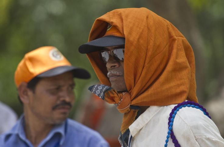 India's Heat Wave Is Unbearable
