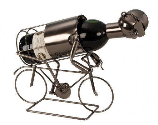 Stojan na víno  Bicyklista