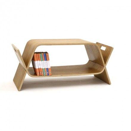 Cool comme table pour les enfants ou comme table de salon ;-) decovry.com - John Green Design | Embrace Oak