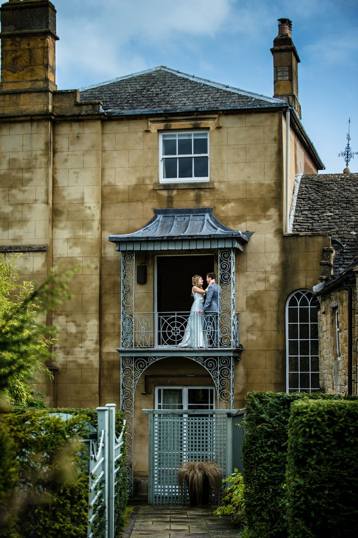 Leanne Davids Cotswold House Hotel Wedding Beautifully Setting In The Village Of