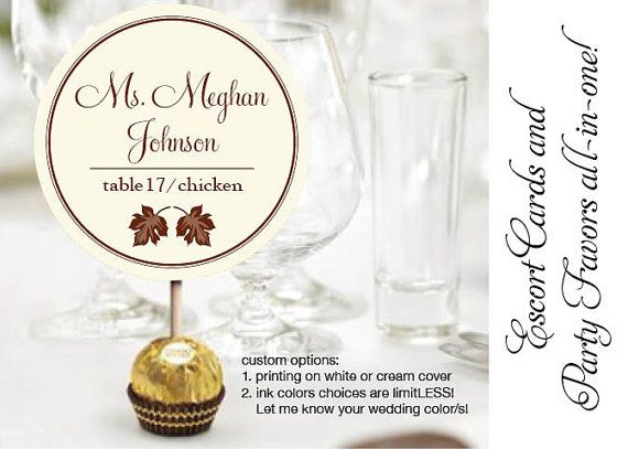 Ferrero Rocher Wedding Reception Chocolate by DesignsByDirection