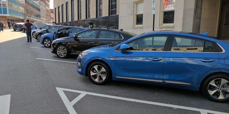 The Electrek Review: 2017 Hyundai IONIQ EV is the new efficiency champion end of Prius era? #electriccars #EV #EVs #green #cars #Deals #cleanair #ElectricCar