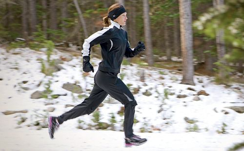 Fast Running Workouts for Cold Weather Months