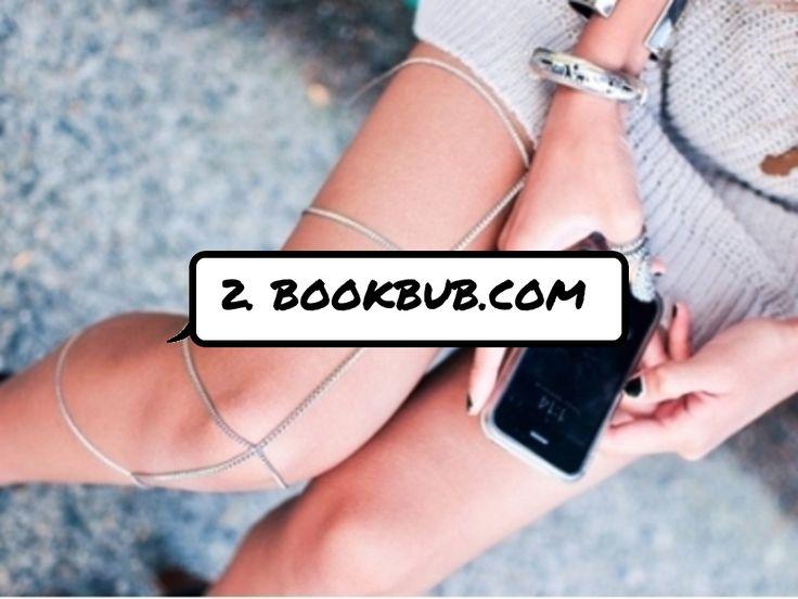 2. #Bookbub.com