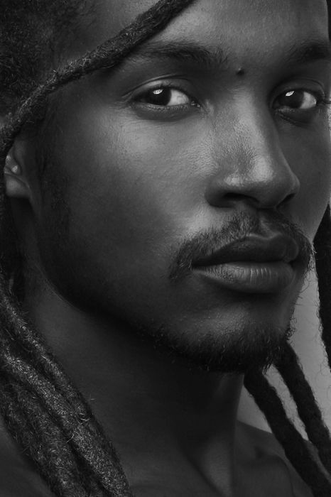 Sidney Etienne - Hatian American model and photographer http://www.islandorigins.tv