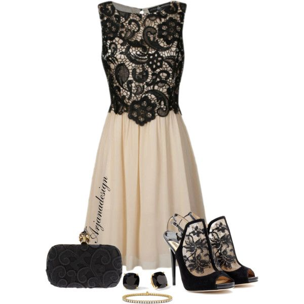 Lace Dress...so classy and elegant