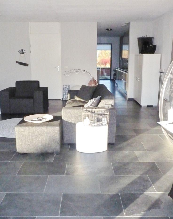 17 beste idee n over grijze houten vloeren op pinterest grijze hardhouten vloeren grijze for Gang grijs en wit