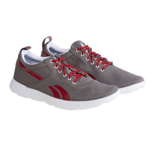 Pánská sportovní obuv reebok, šedá, 809-2433 - 26