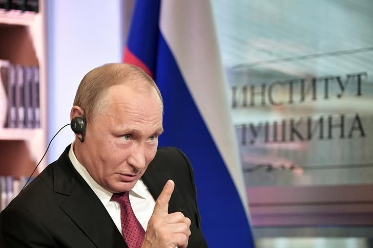 EXCLUSIVE: Vladimir Putin's FULL interview in English with France's Le Figaro (VIDEO) - RussiaFeed