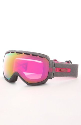 Anon Somerset Women's Ski Snowboarding Goggles - Agent Frame / Pink SQ Lens $129.99