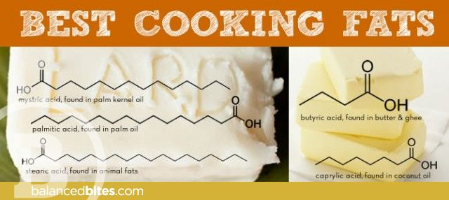 FAQs: What Are Safe Cooking Fats & Oils?